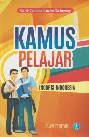 Kamus Pelajar Inggris-Indonesia (Fun & Communicative Dictionary)