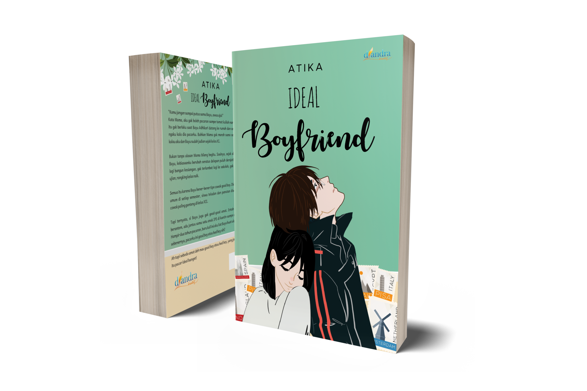 Pre Order Buku Ideal Boyfriend