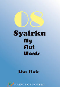 08 Syairku My First Word