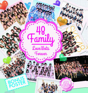 48 Family Love Wota Forever (Octopus)