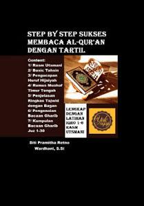 Step by step sukses membaca al-Qur'an dengan tartil