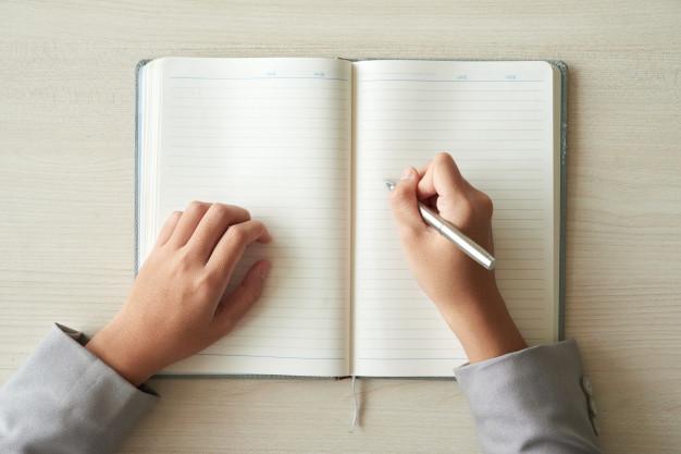 Manfaat Menulis dengan Tangan