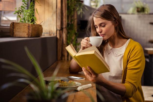 5 Fakta Pentingnya Membaca bagi Penulis